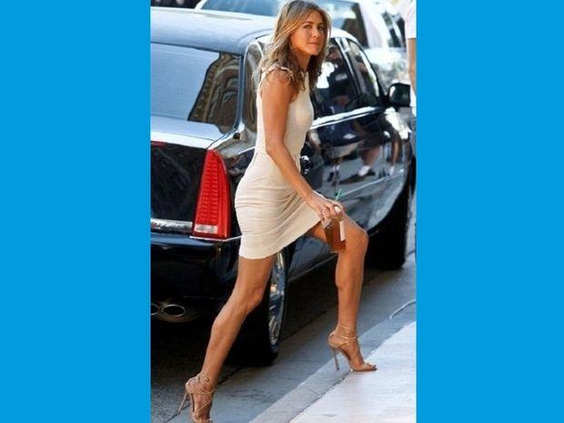 Τα εικοσιδύο λεπτά που άλλαξαν το σώμα της Jennifer Aniston