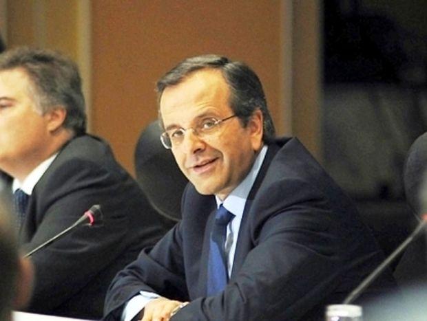 Σαμαράς : Η Ελλάδα θα τα καταφέρει αλλά με διαφορετικό σχέδιο