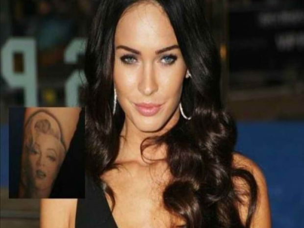Οι διάσημοι και τα τατουάζ τους (pics)