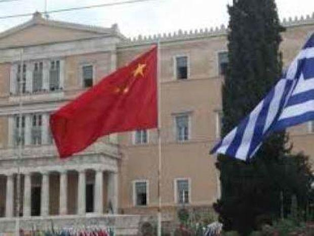 Ελληνοκινεζικές συμφωνίες 550 εκατ. ευρώ