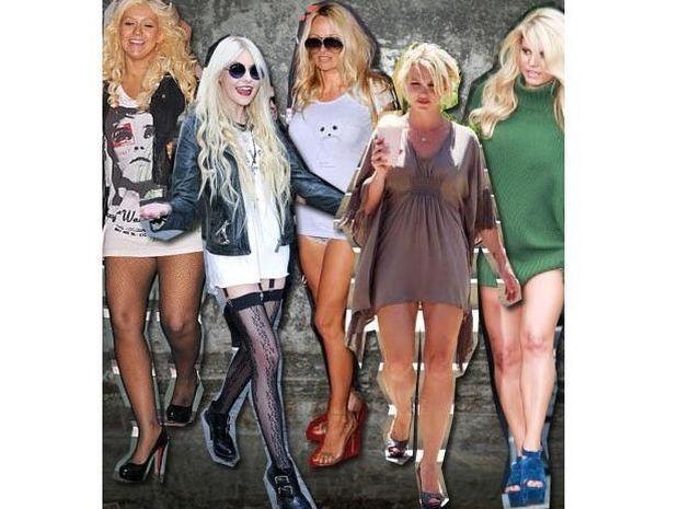 Fashion Trend: το Hollywood πέταξε τα μπούτια