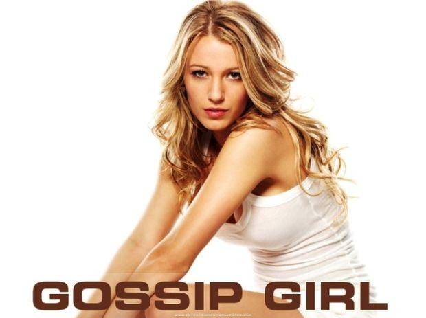 Η Blake Lively στα γυρίσματα του Gossip Girl