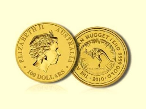 Το μεγαλύτερο χρυσό νόμισμα του κόσμου
