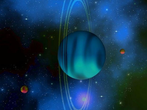 Οι διελεύσεις του Ουρανού από τους 12 οίκους Α' Μέρος