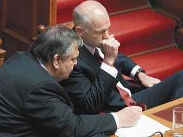 ΑΠΟΚΛΕΙΣΤΙΚO: Βενιζέλο πρωθυπουργό και Ντόρα υπουργό Εξωτερικών θέλει ο Γιώργος!