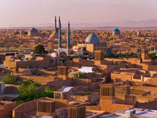 Ιράν - Στο μονοπάτι του Πλούτωνα