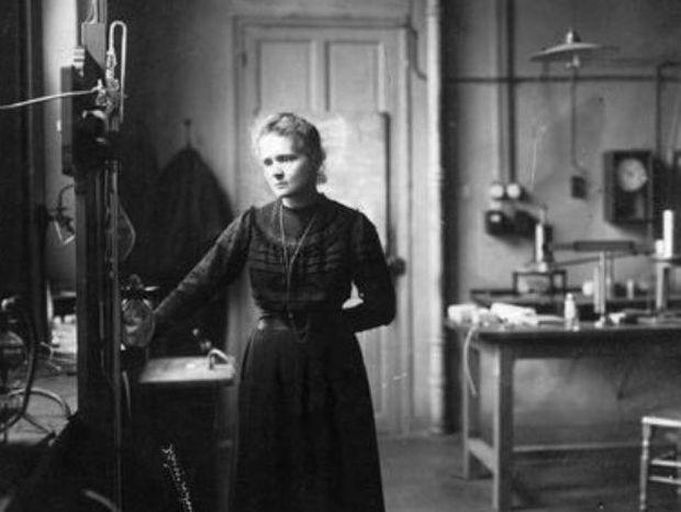Μαρία Κιουρί - Ζώντας με την ραδιενέργεια