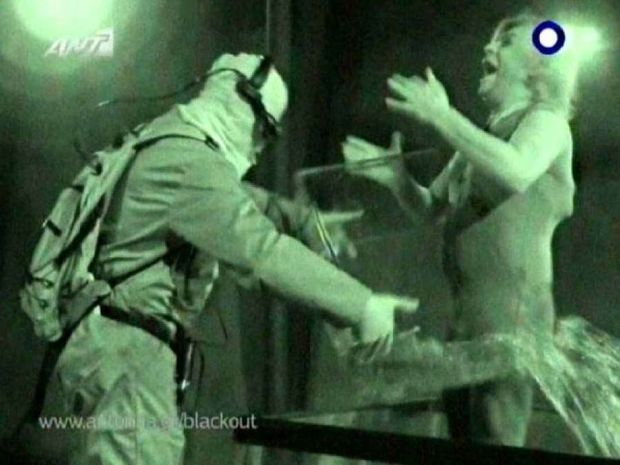 VIDEO: Ξεκαρδιστικές αντιδράσεις του Τρύφωνα Σαμαρά στο Black Out!