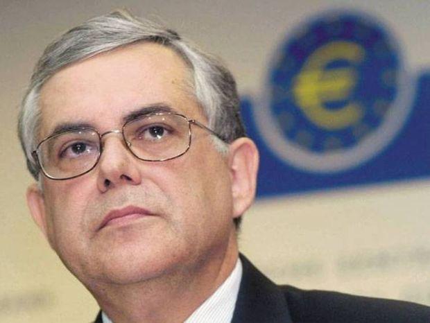 Λουκάς Παπαδήμος - Στο όνομα του ευρώ