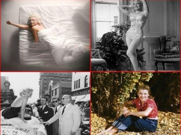 Η Marilyn Monroe όπως δεν την έχετε ξαναδεί!