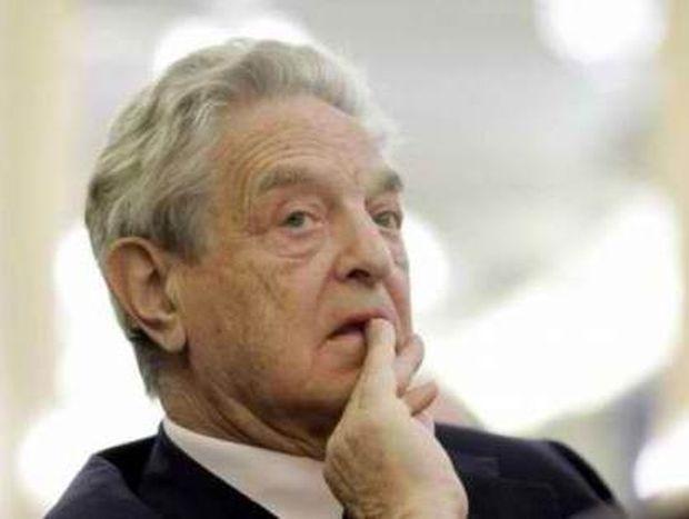 Σόρος: Δεν φταίνε μόνο οι Έλληνες πολιτικοί για την κατάσταση