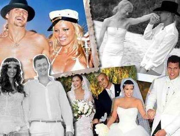 Οι πιο σύντομοι γάμοι που πέρασαν στην ιστορία