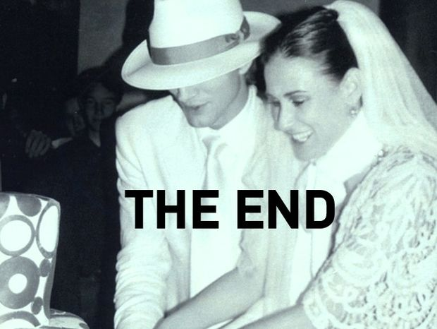 H Demi Moore ανακοινώνει το τέλος του γάμου της