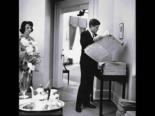 TIME: Οι κρυφές φωτογραφίες της Τζάκι και του Τζον Kένεντι (pics)