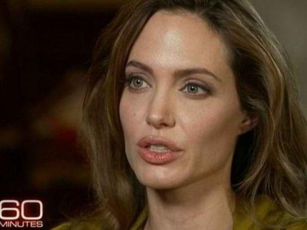 Video: Η Angelina Jolie δηλώνει τυχερή που είναι ζωντανή!
