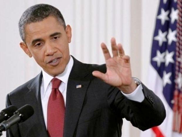 Ο Ομπάμπα δέχθηκε επίθεση από τους «Αγανακτισμένους»