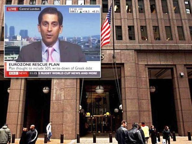 Εξουσία η Goldman Sachs ελέω των κυβερνήσεων