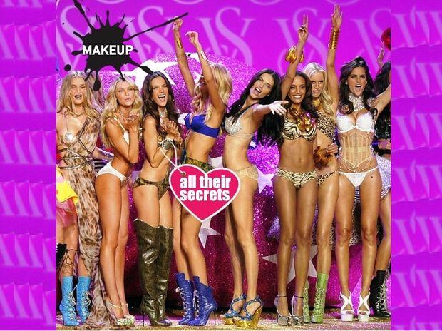 Μάθετε τα μυστικά των αγγέλων της Victoria's Secret