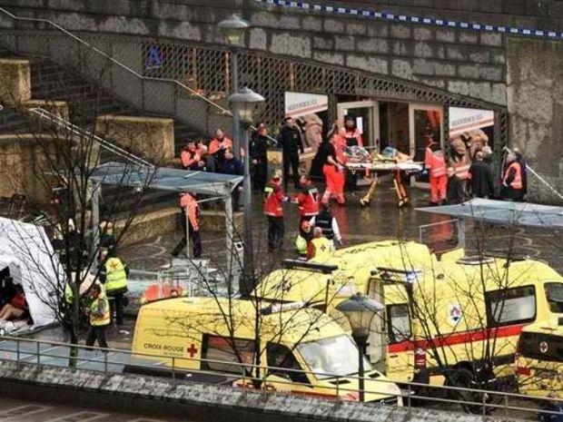 Ματωμένες γιορτές - Έκλειψη πάνω από την Λιέγη