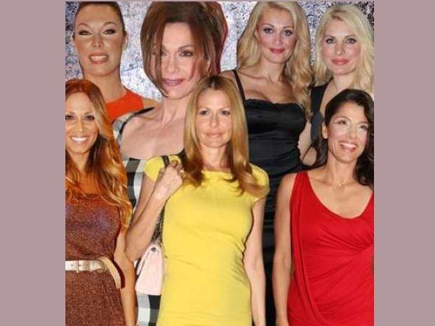 Εντυπωσιακές 40άρες της ελληνικής showbiz