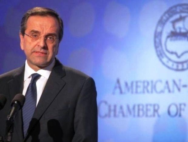 Α. Σαμαράς: «Δυο μήνες και τέλος για την κυβέρνηση Παπαδήμου»