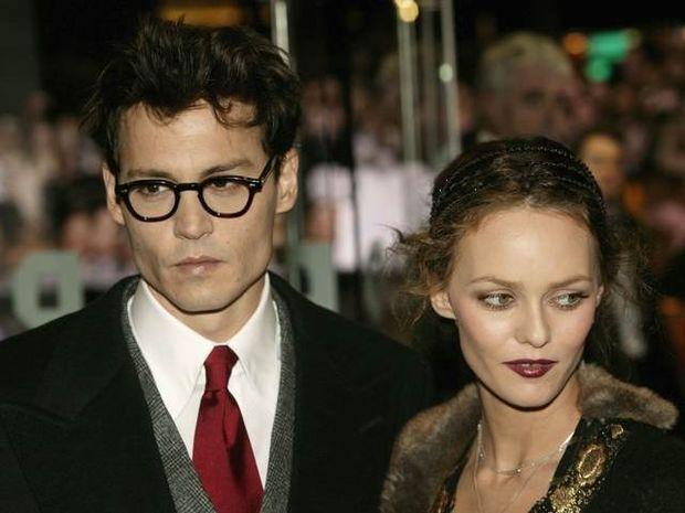 Johnny Depp & Vanessa Paradis: Στα πρόθυρα του χωρισμού