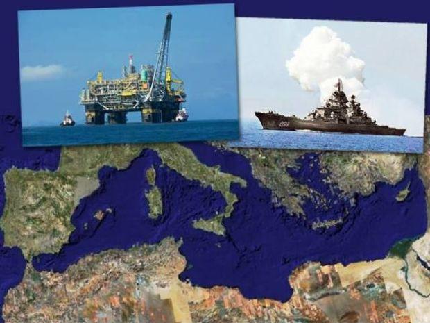 Τι σηματοδοτεί η επέλαση των Ρώσων στη Μεσόγειο