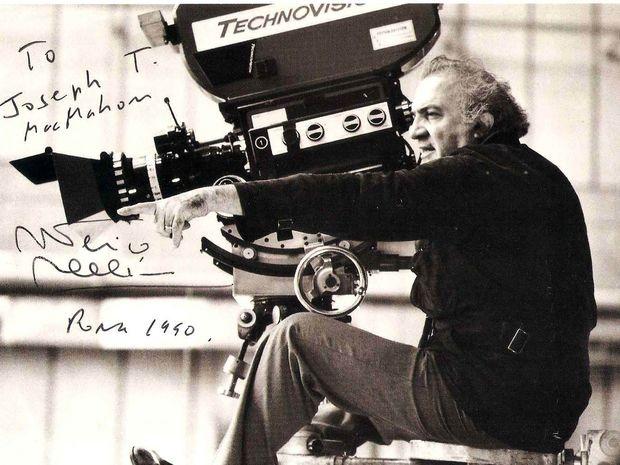 Federico Fellini – Ο σκηνοθέτης των παλιάτσων της ζωής