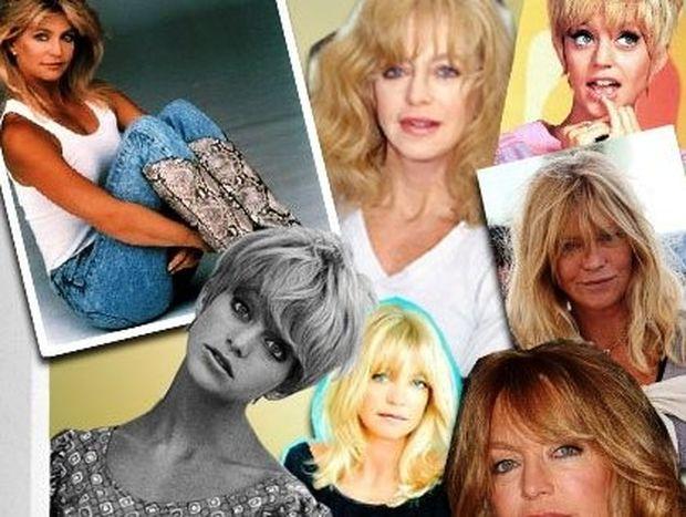"""Goldie Hawn, η πιο έξυπνη """"χαζή ξανθιά"""" του Hollywood"""
