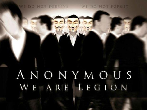 Μαζική επίθεση από τους Anonymous – Έριξαν και τη σελίδα του FBI