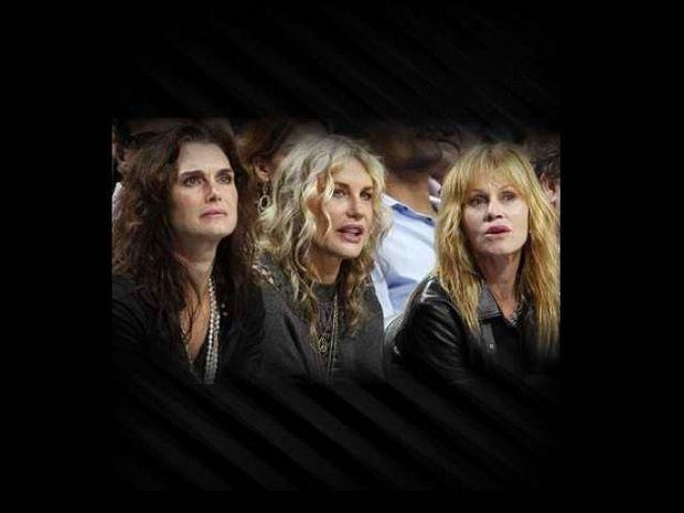 Ώριμο Hollywood, ή αλλιώς 3 θεές των 80ς σε πτώση