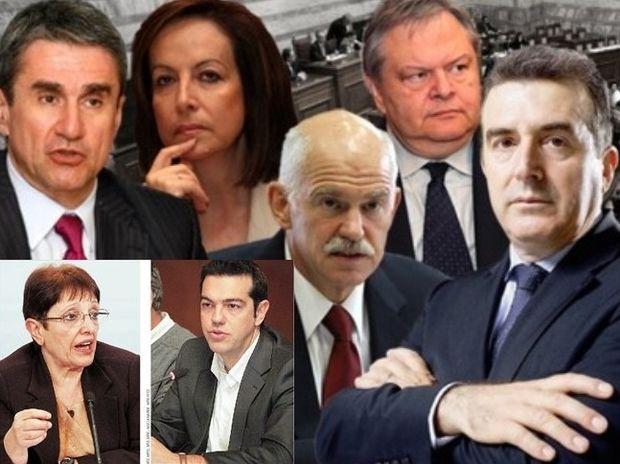 Οι Uranian χρησμοί για τους πολιτικούς αρχηγούς - Μέρος Γ΄