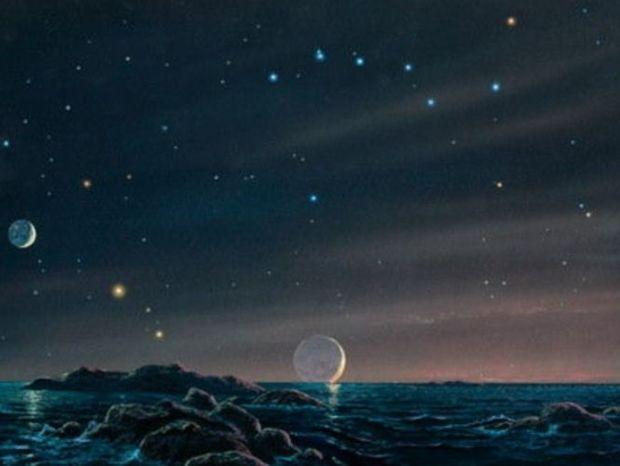 KRONOS - Ένας υποθετικός πλανήτης με... κύρος