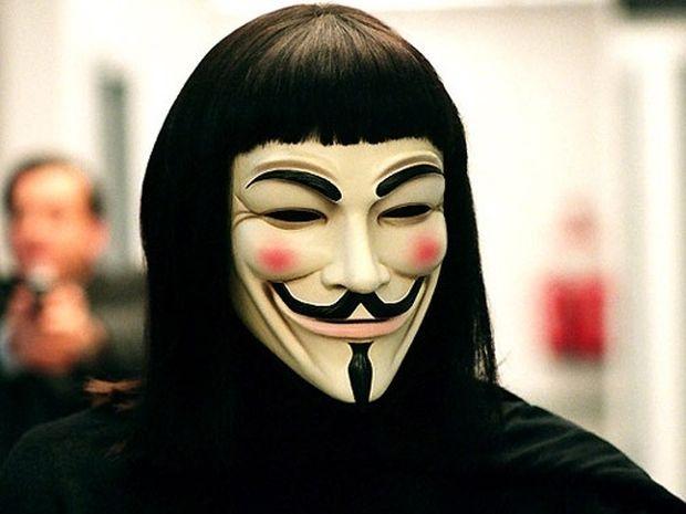 Νέο μήνυμα των Anonymous προς τους πολίτες της Ελλάδας!