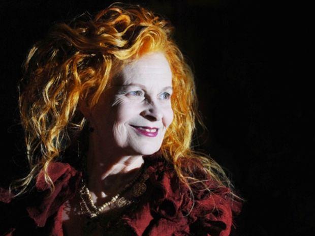 Βίβιαν Γουέστγουντ - Ασταμάτητη στα 71 της