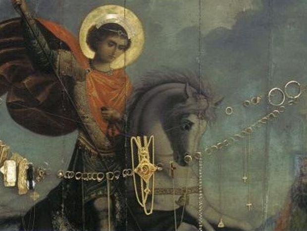 Ο Άγιος Γεώργιος