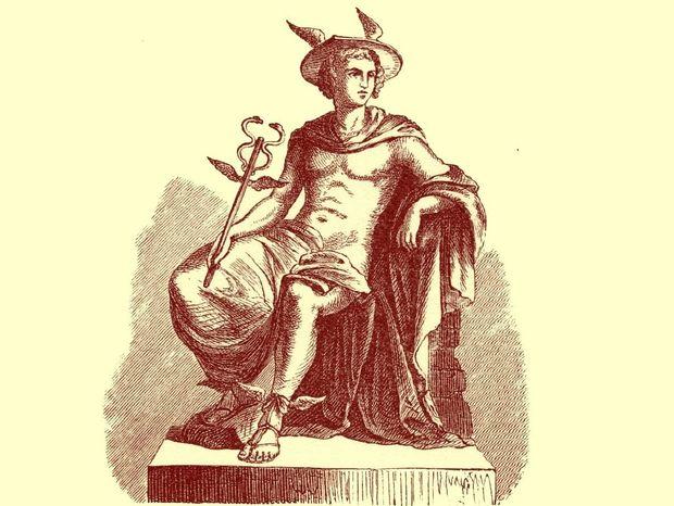 Ο Ερμής - Μέρος Α΄