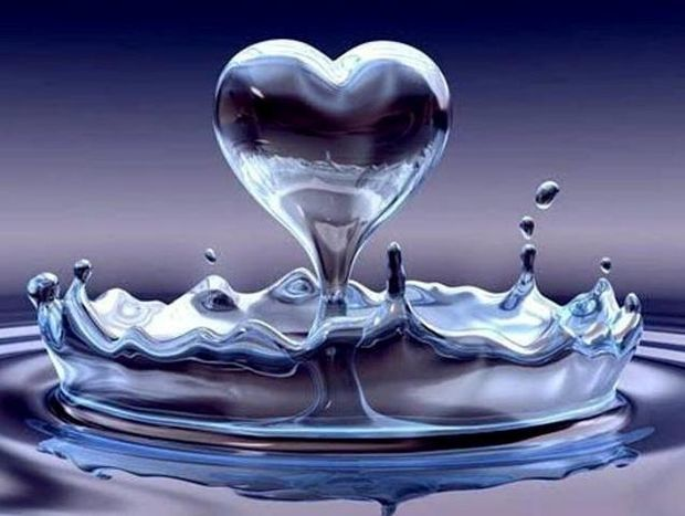 Η Ζωντανή φύση του νερού και τα μυστικά της