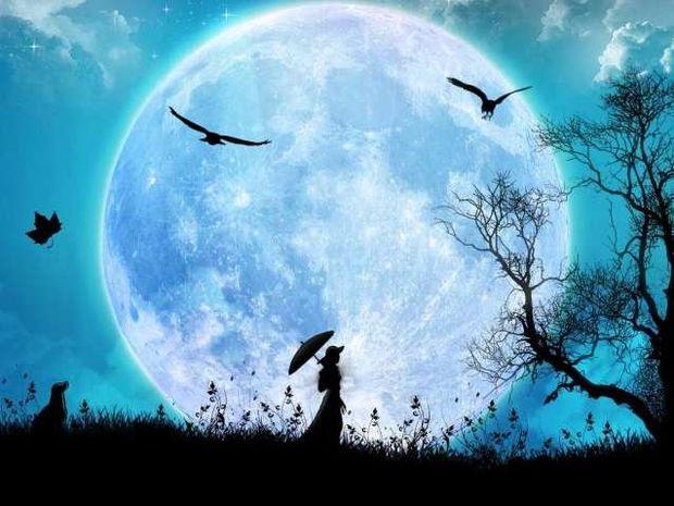 Η καθημερινή επιρροή της Σελήνης από 1 έως 3/5