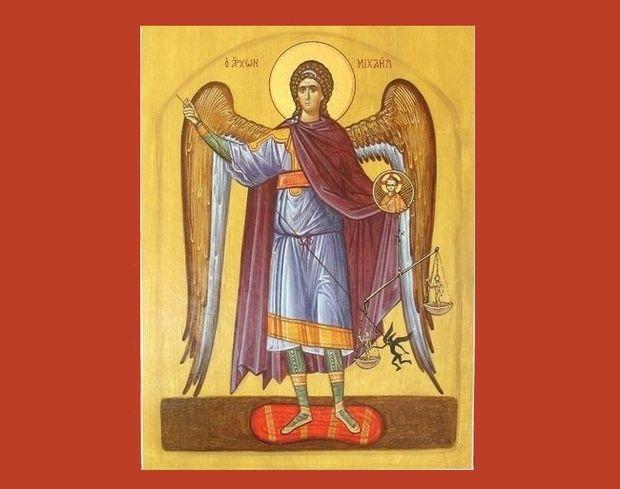Αρχάγγελος Μιχαήλ, ο μεγαλύτερος πολεμιστής μεταξύ των Αγγέλων