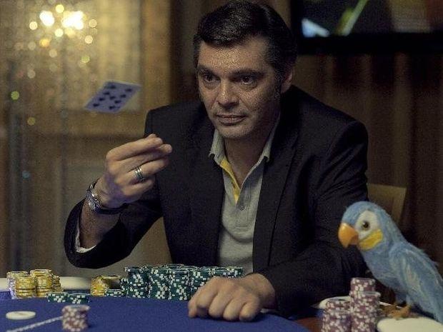 Άλκης Κούρκουλος και Poker face