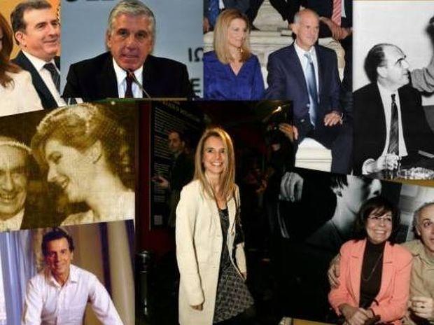 Εκλογές 2012: Διαζύγια Ελλήνων πολιτικών που έμειναν στην ιστορία