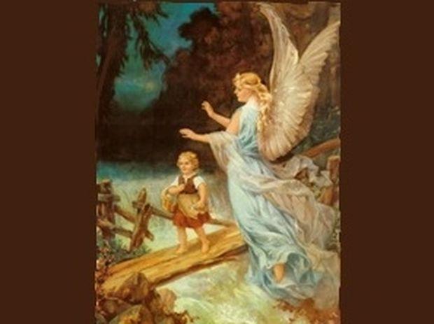 Ο Φύλακας Άγγελος Μέρος Β΄
