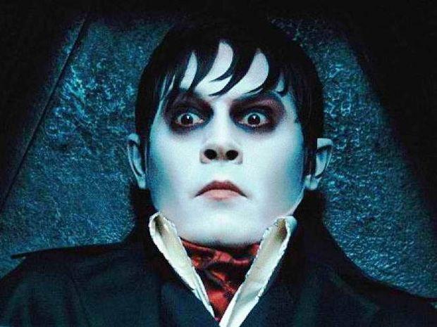 Γιατί ο Johnny Depp είναι ο ιδανικός για τις ταινίες του Tim Burton;