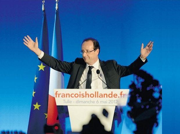 Francois Hollande – Εν αναμονή των προεκλογικών του δεσμεύσεων
