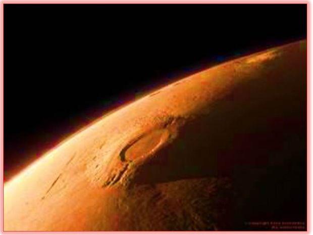 Αεί ζω. Μία ελληνική λέξη… στον πλανήτη Αρη!
