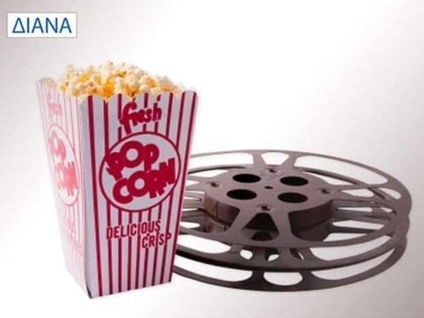40% έκπτωση για να ζήσετε ολοκληρωμένη τη μαγεία του κινηματογράφου!