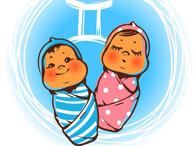 Το παιδί Δίδυμος έχει ταλέντο στο να ξεγλιστράει επιδέξια