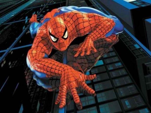 Κάντο όπως ο Spiderman και γύμνασε αποτελεσματικά όλο σου το σώμα