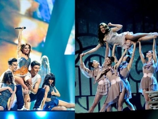 Eurovision 2012 - Βάθρο εν όψει;